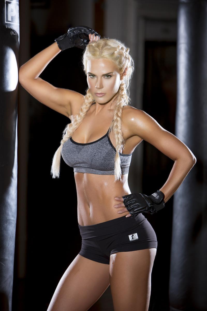 Stunning New Photos of Lana - WWE.com Photo Shoot