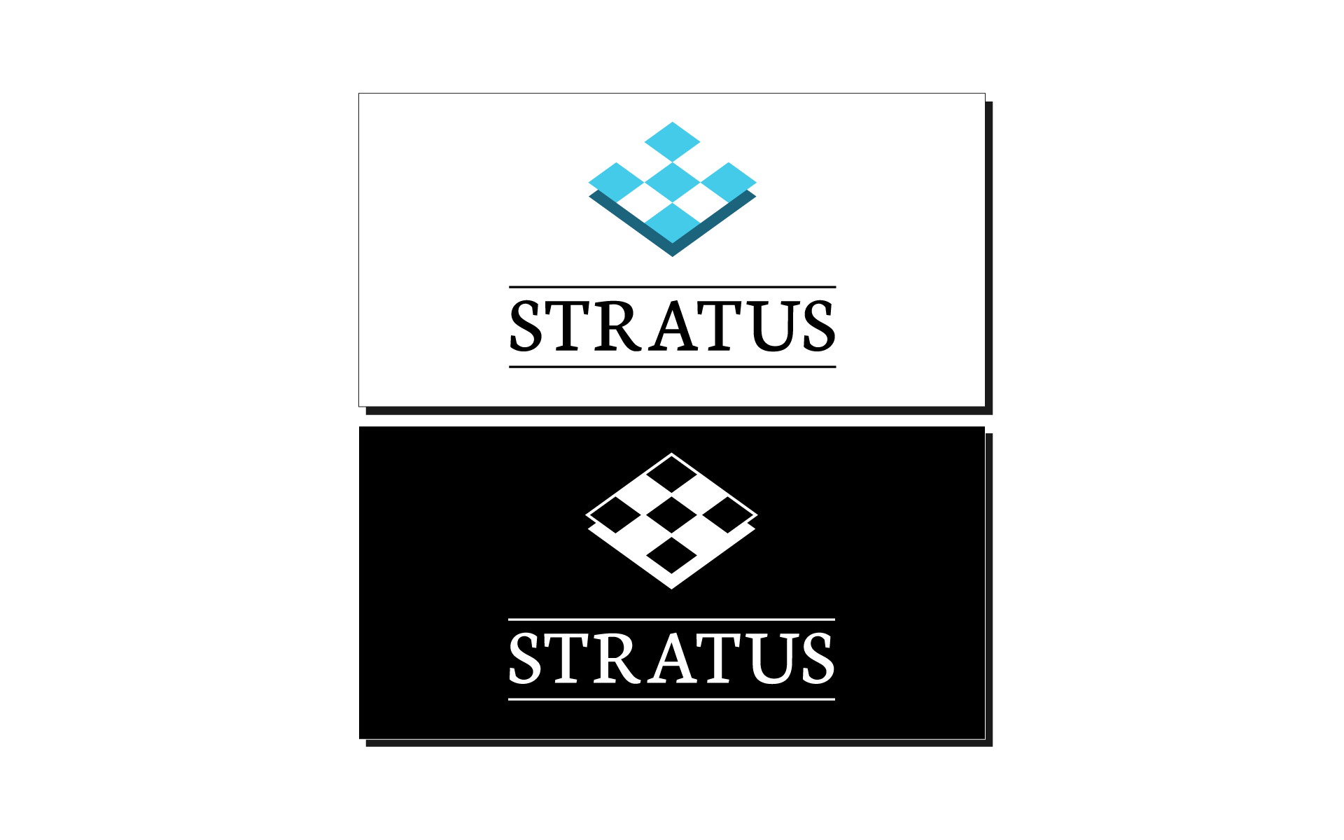 Logo designs for a start-up small business consulting firm.